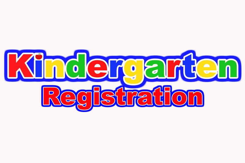 Kindergarten Early Registration Begins Monday! Thumbnail Image