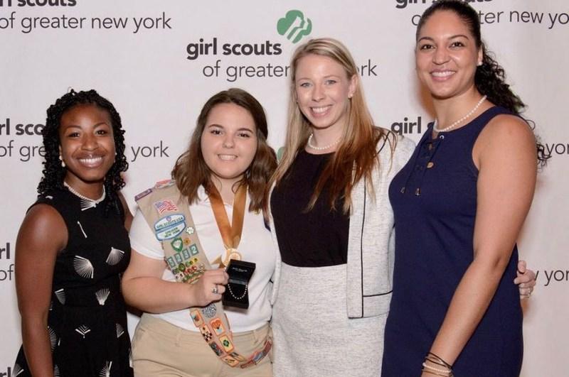 Giavanna Corazza Named Future Woman of Distinction Featured Photo