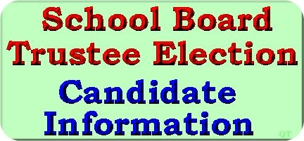 Meet your school board candidates Thumbnail Image