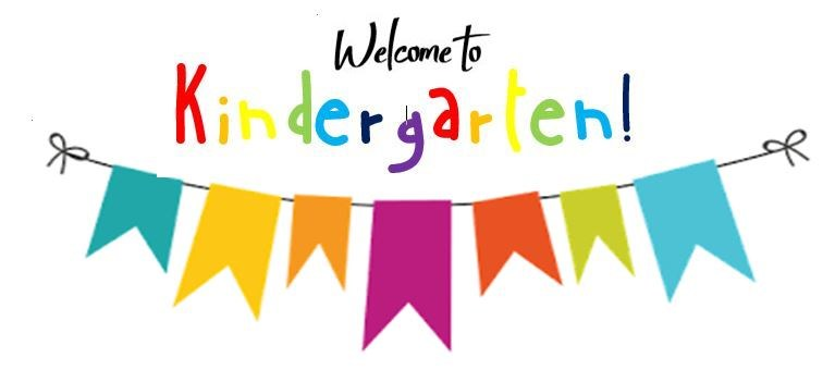 Image result for welcome to kindergarten clip