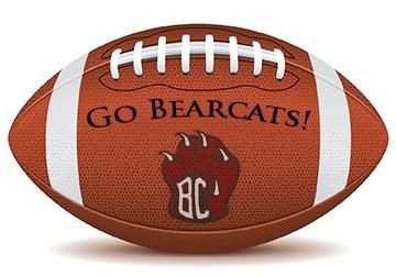 BCHS Football Logo