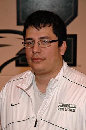 Gabe Porras, Head Coach Track & Field photo