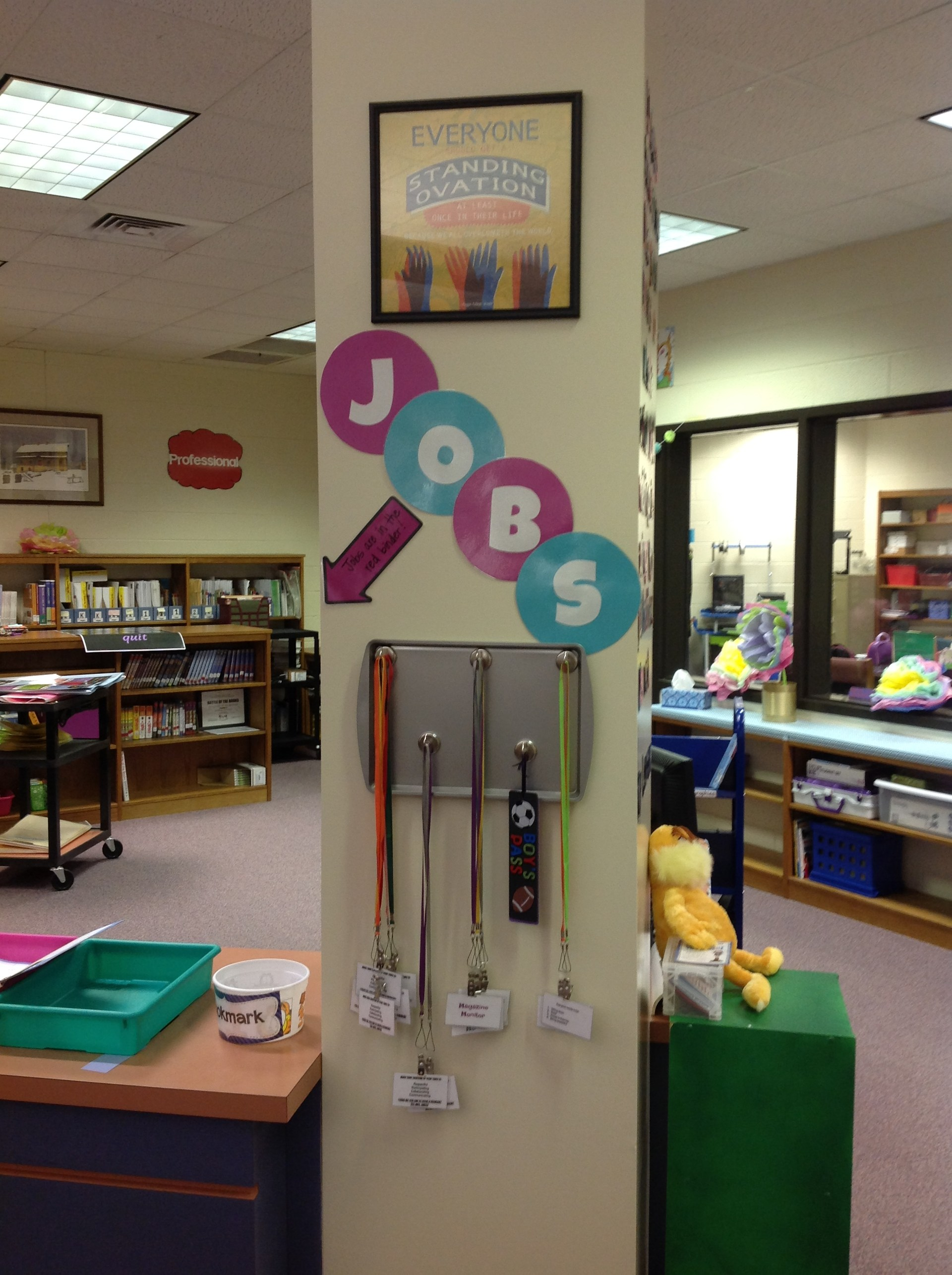 Jobs Board!
