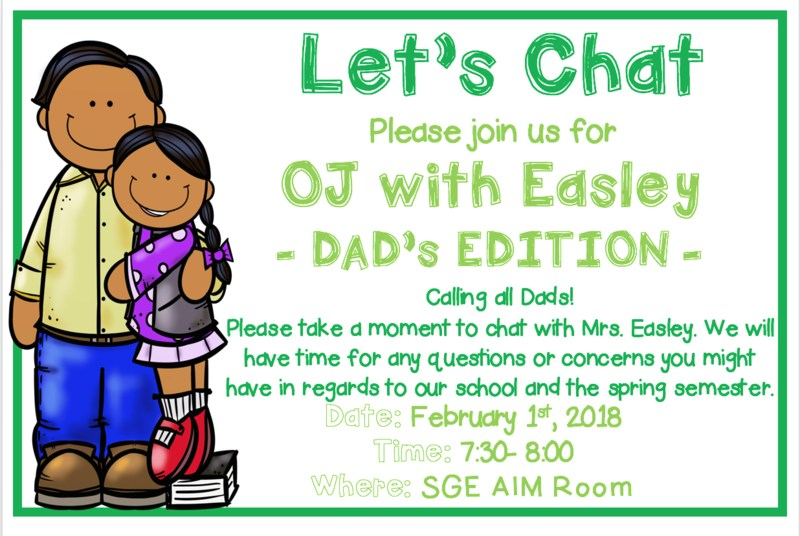 Mrs. Easley to host
