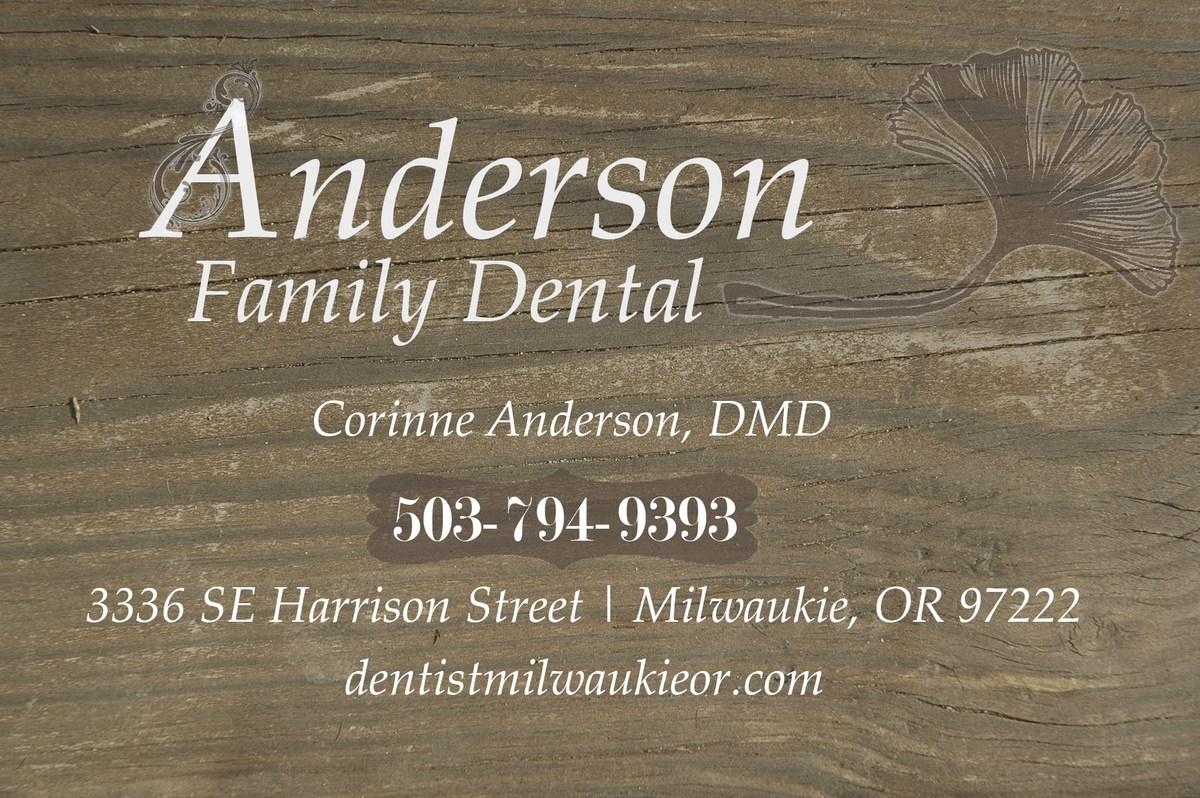 Anderson Family Dental logo