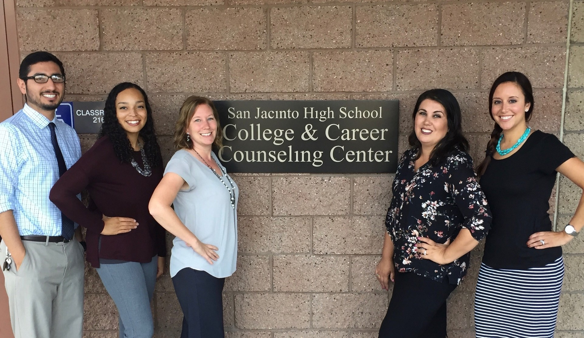 SJHS Counseling Department 2017-2018