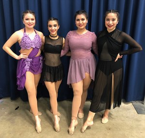 High Flyer soloists with their awards