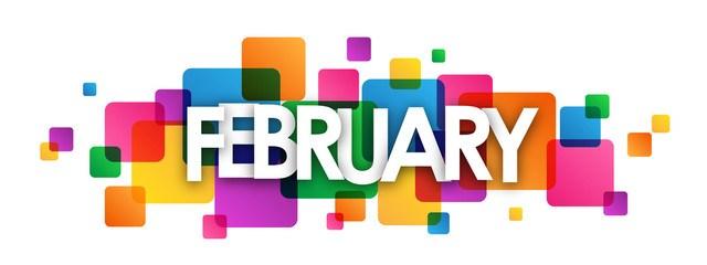 Multicolor February