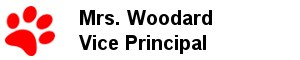 Mrs. Woodard - Vice Principal
