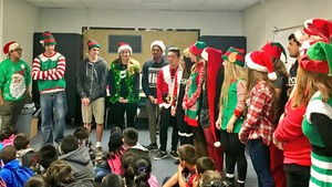 Stockdale High School Adopt-A-Star Program.