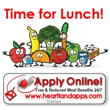 Lunch Applications now Online Featured Photo