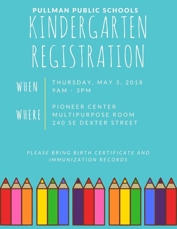 2018 Kindergarten Registration Day Thumbnail Image