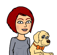 Bitmoji Avatar of Mrs. Schippert