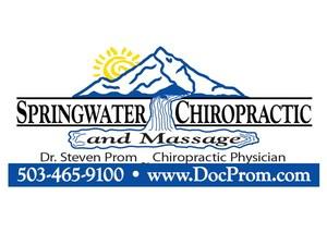 Springwater Chiropractic & Massage logo