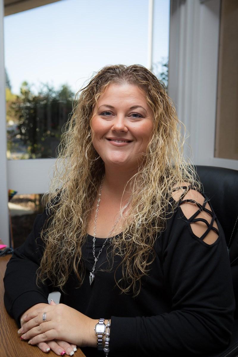 Saroyan Principal Patricia McCurley