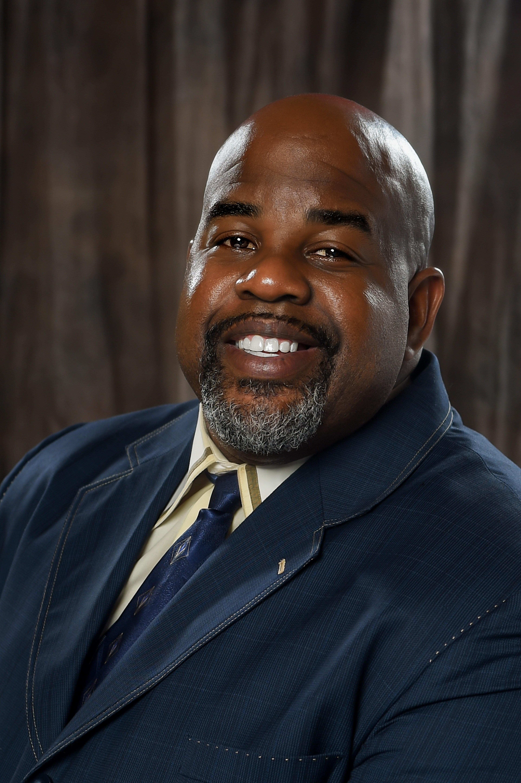 Rickey Thomas, Principal of J.L. Newbern