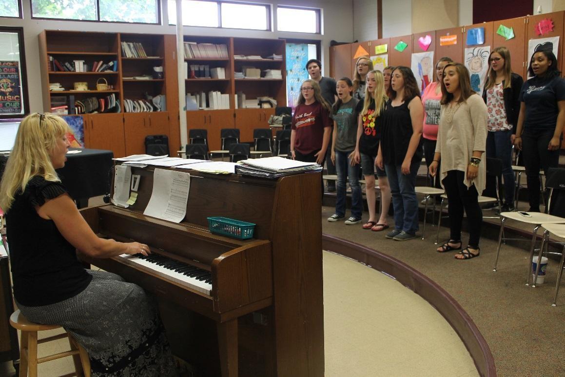 choir practice