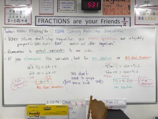 Notes Lesson 3.4 Sept 14