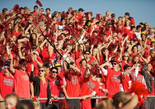 PVHS Red Tide