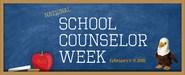 Counselor Week Banner