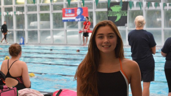 Seton's Ramsey says the Culture set at School Translates to Success in the Pool Featured Photo