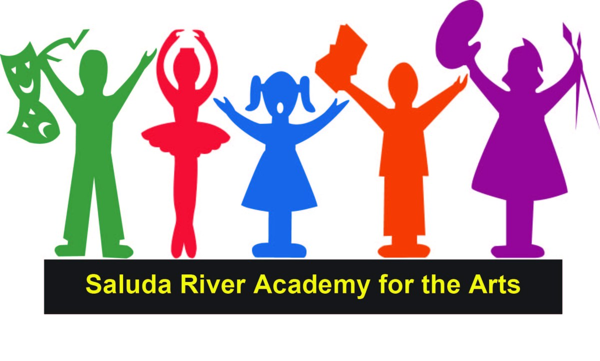 Saluda River Academy for the Arts Logo