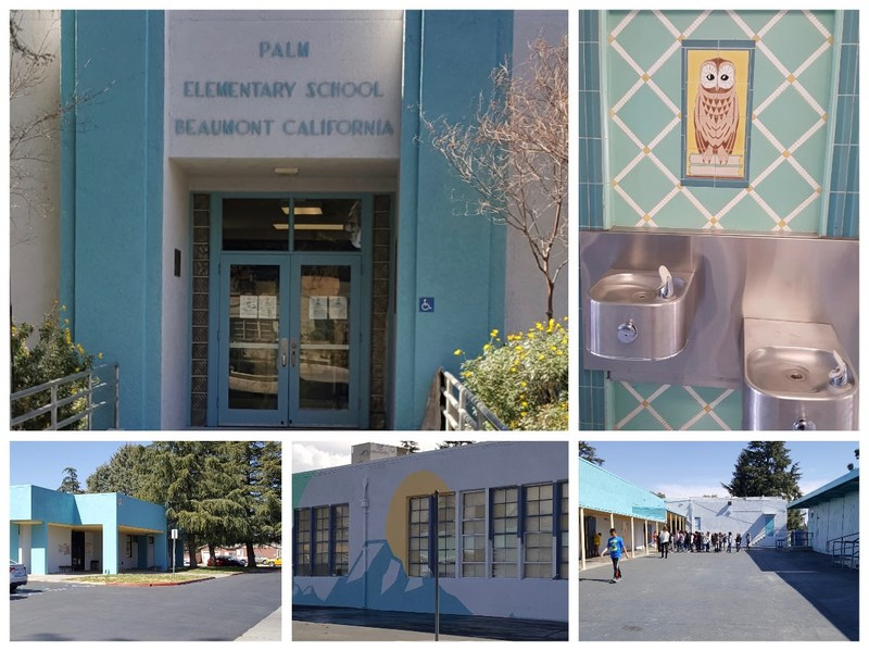 Pictures of Palm Elementary