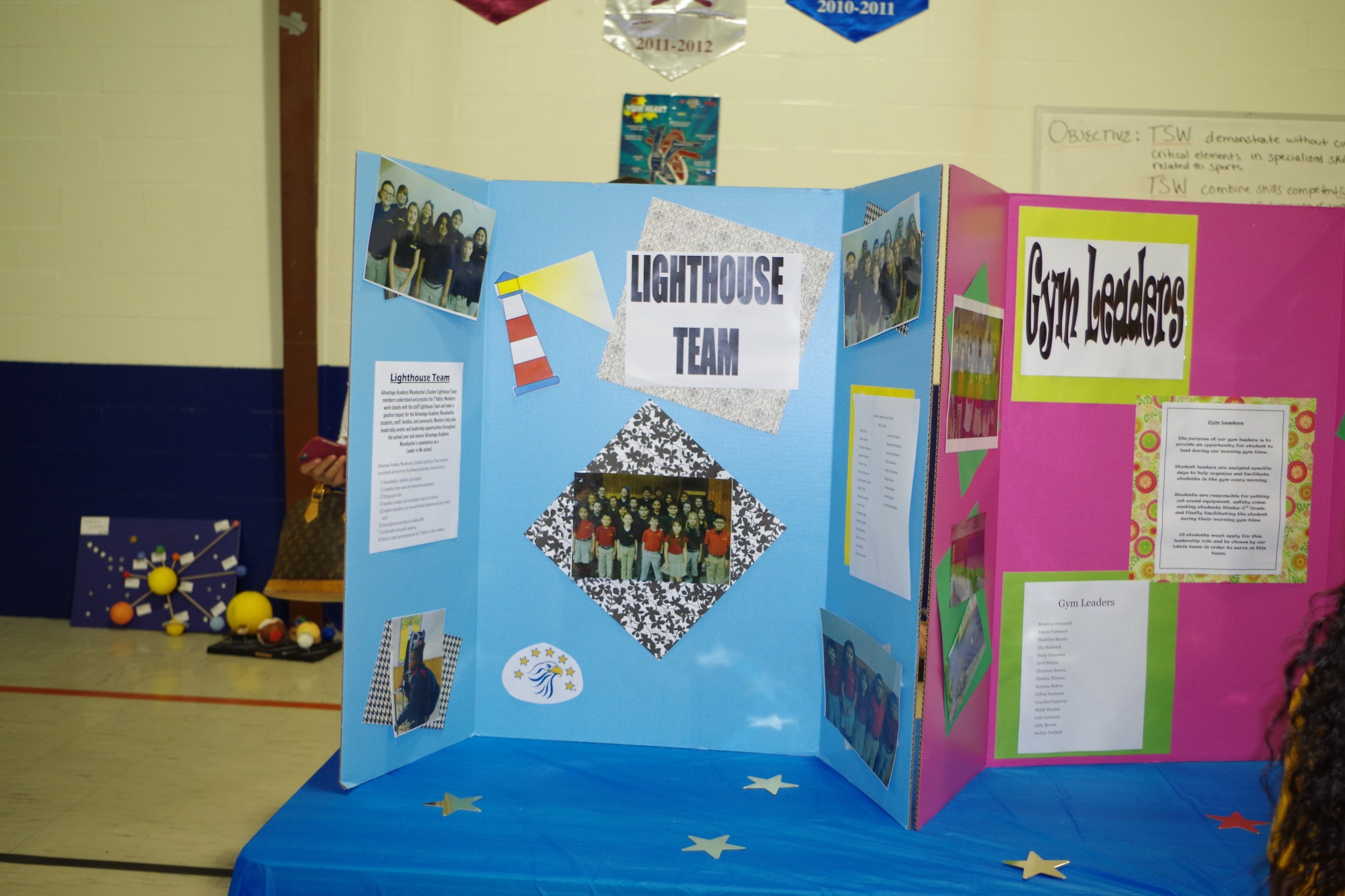 Student project fair