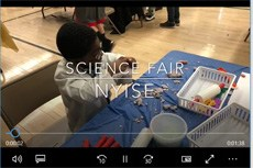 Science Fair video by A brief video of images taken by Anne Marie St John.