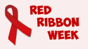 Red Ribbon Week!  October 23-27, 2017 Thumbnail Image