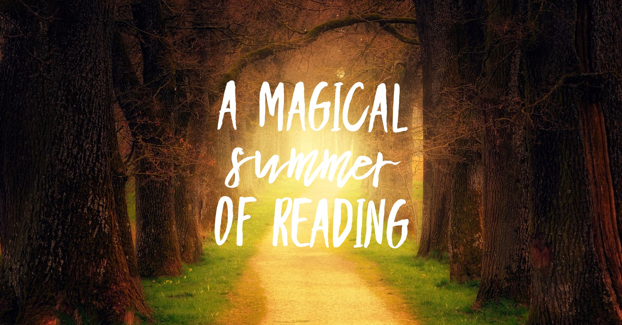 A Magical Summer of Reading Image