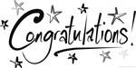 sign saying congratulations