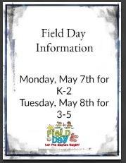 Field Day Information