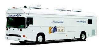 Alameda County Bookmobile