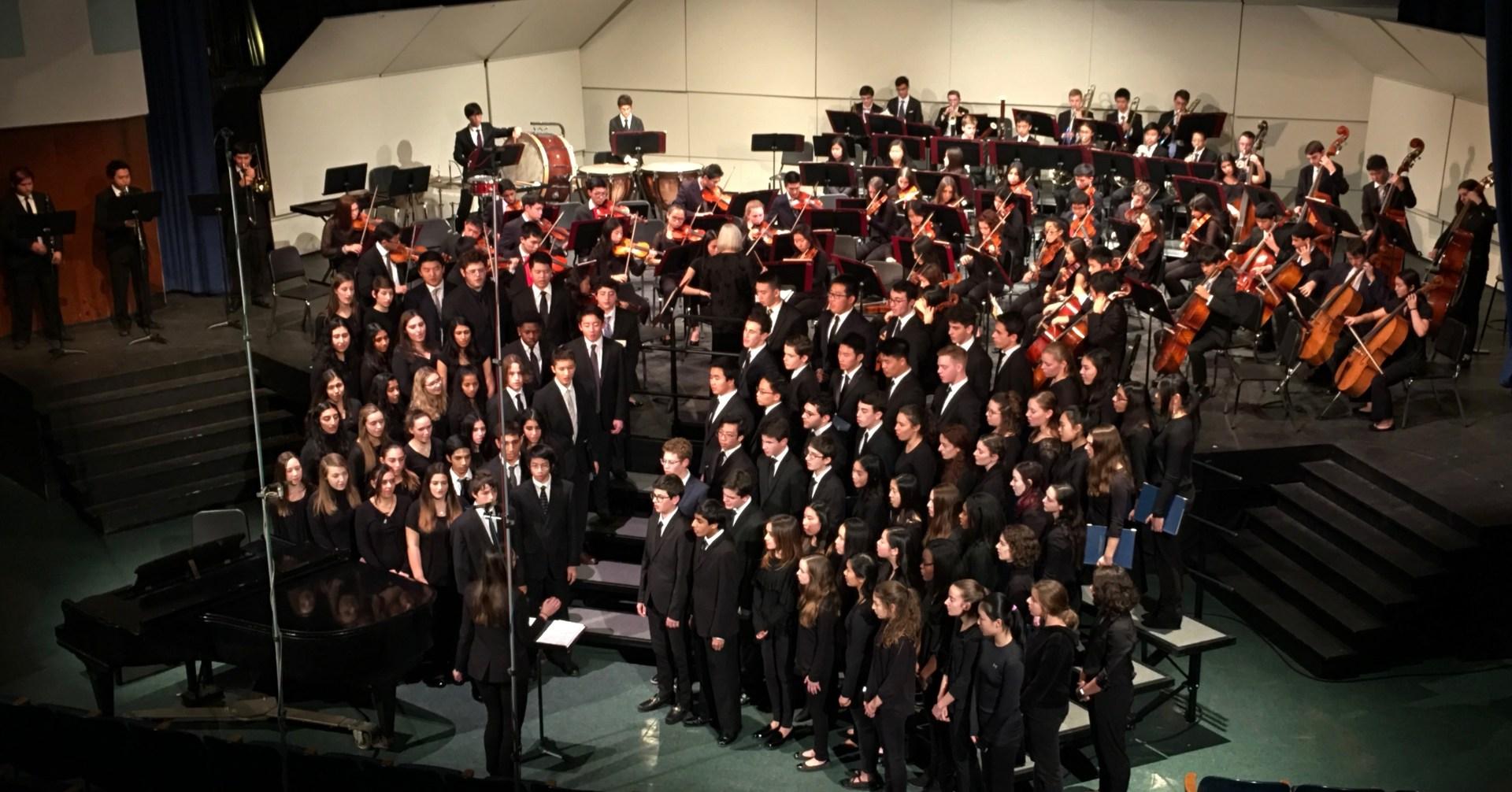 HS Chorus/Orchestra