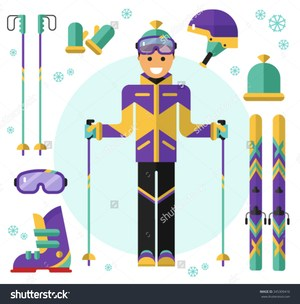 stock-vector-flat-design-vector-illustration-of-skiing-equipment-smiling-happy-skier-with-ski-including-icons-345309416.jpg