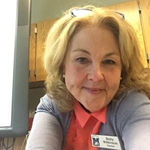 Betty Wilkinson's Profile Photo