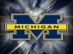 logo for University of Michigan