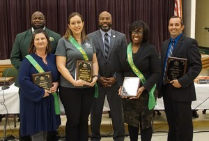 Principal and Teachers of the Year