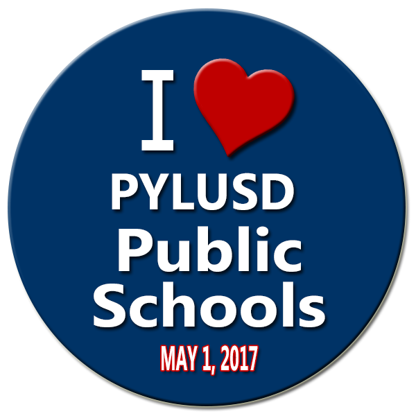 Celebrating PYLUSD Public Schools - Mon, May 1st Thumbnail Image