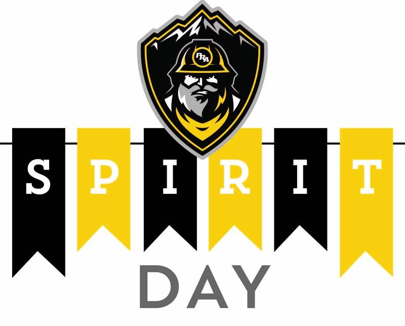 K-8 Spirit Day - Thursday, September 20th! Thumbnail Image