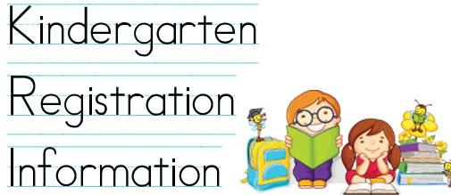 Kindergarten registration information image