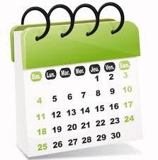 Calendario de actividades 2017-18 Secundaria Featured Photo