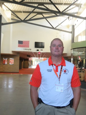 TK Resource Officer Tony Stein