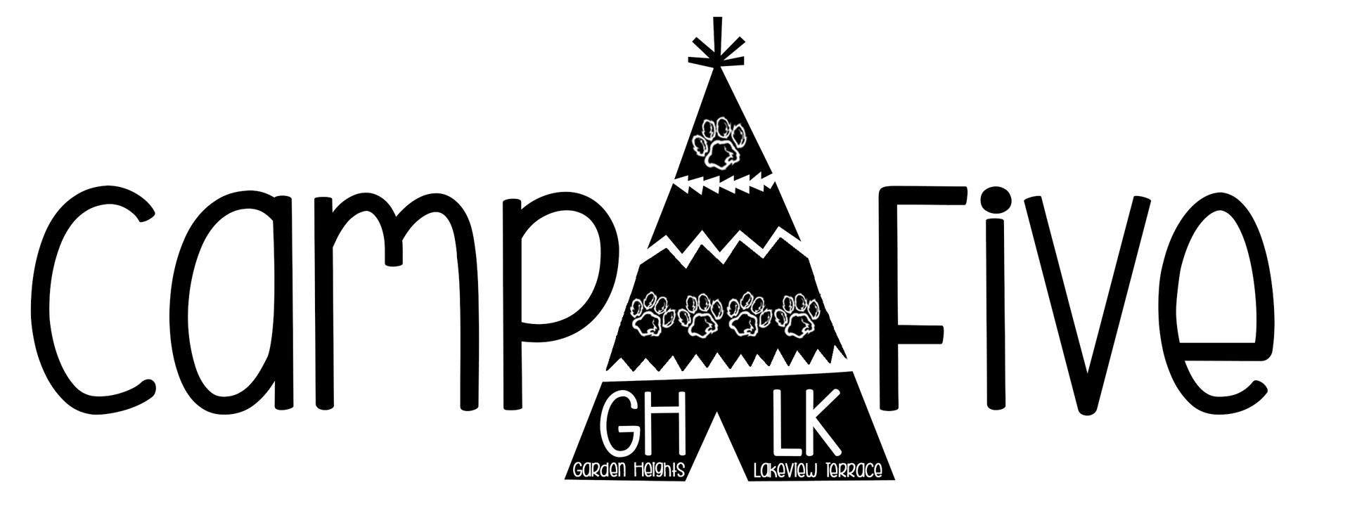 Camp 5 Logo