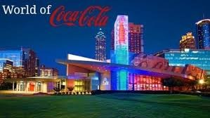 world of coke building