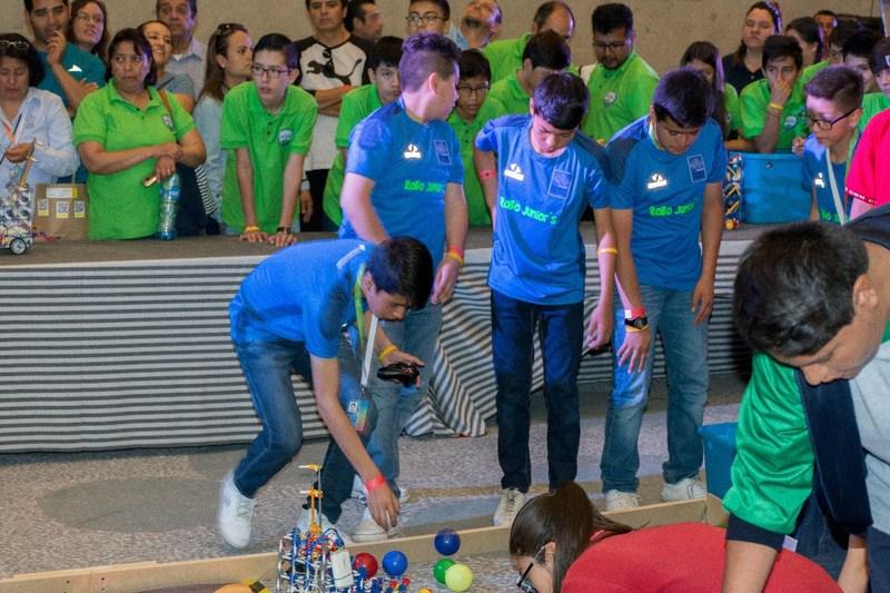 T-GAMES 2018 Juego Colegiales de Tecnología Featured Photo