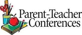 PARENT - TEACHER CONFERENCES 10/9-10/13 Featured Photo