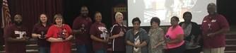 Tenure Award Recipients