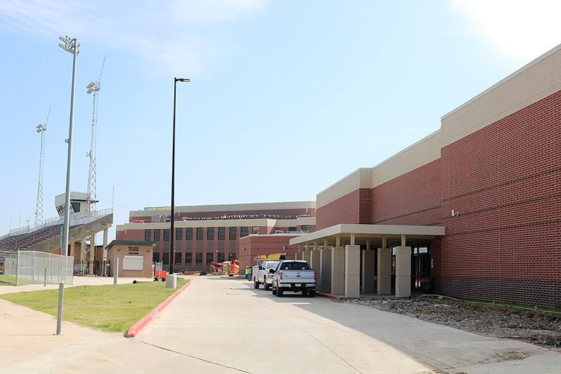 La porte high school 2014 bond program la porte for La porte independent school district